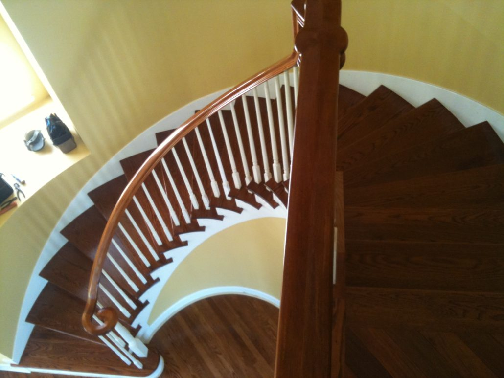 American Cherry Staircase